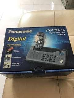 Panasonic KXTCD715 digital cordless