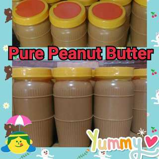 100% Pure Peanut Butter Location:Navotas 150