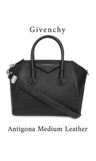 Top Grade Givenchy Antigona Medium Available in Black and Burgundy