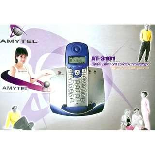 Amytel AT3101 無線數碼電話 (有保用)