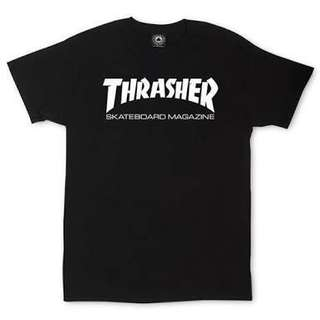 🚚 Thrasher classic tee