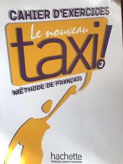 Le Nouveau Taxi 3 (French B1) Workbook