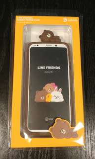 LINE case for Samsung S9 Plus phone NEW