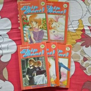 Komik Serial Cantik Skip Beat Vol. 01 - 05