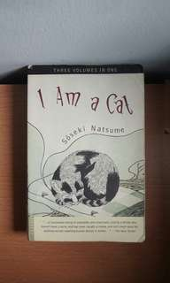 🚚 , 'I Am a Cat' by Natsume Soseki
