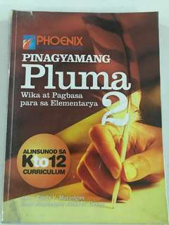 Filipino textbook for Grade 2