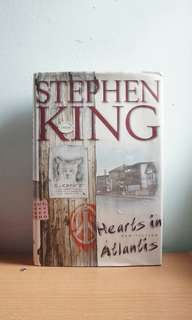 🚚 'Hearts in Atlantis' by Stephen King