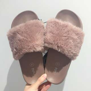 BNWT Slip On Sandals