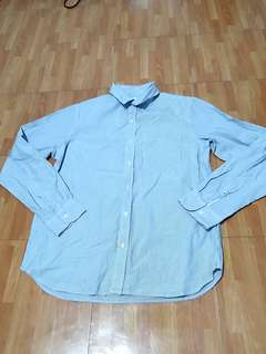 Old Navy Regular Fit Long Sleeve Polo
