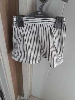 GS stripe pants