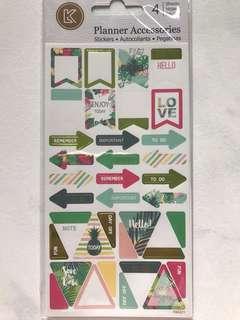 Planner/Scrapbook Stickers