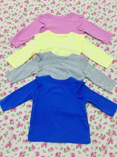 Next baby tops set