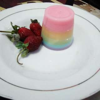 PUDING CUP RENBOW