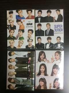韓星memo紙