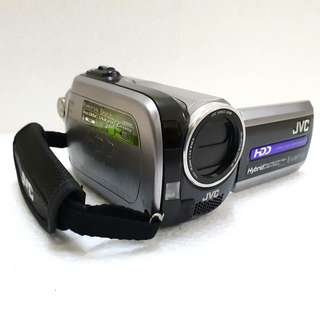 Camcoder  JVC Everio GZ-MG135