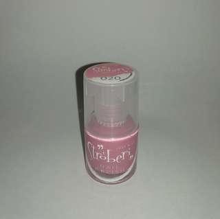 Kuteks/Nail Polish Just Miss Stroberi 020 Pink
