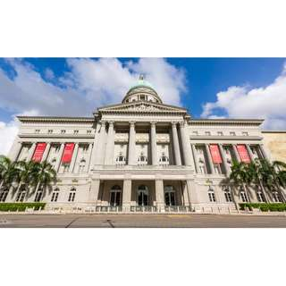 🚚 National Gallery Singapore (For Tourist Only) : -E-Ticket (Skip the Que & save 30-40% money)