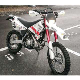 Yamaha DT WR 200
