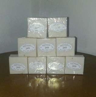 Jam - Sabun Beras Halal Asli Thailand - Rice Milk Soap + Gluta & Collagen