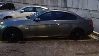 BMW E93 M Sport 3.0 redy KL 🇸🇬