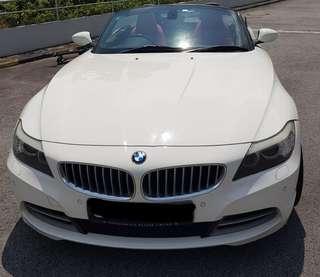 BMW Z4 🇸🇬 2009