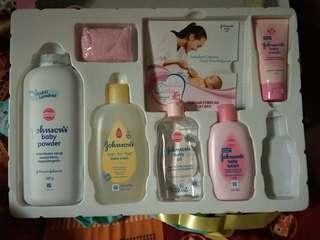 Gohnson Baby Gift Set