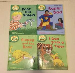 Oxford Reading Tree Story Book-2 sets