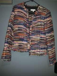 IRO multicolored jacket size 8/36