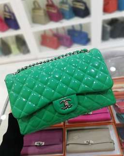 Chanel Jumbo✨💚✨夏日之選⛱️好價💰
