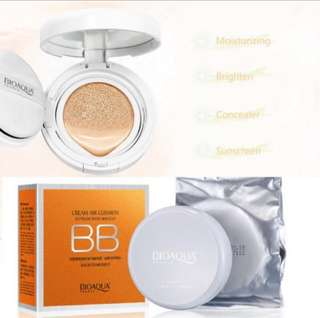 Bioaqua BB cream air cushion with refill