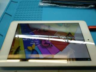 andriod  -4核平板7.5X4.5 Screen white color