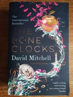 The Bone Clocks, David Mitchell