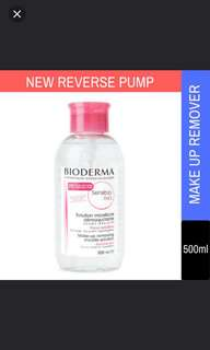 Bioderma Make Up Remover