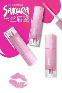 Cassiey Sakura Lip Bar