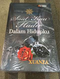 Saat Kau Hadir Dalam Hidupku, Xuanza