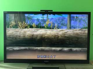 "SONY 46"" 3D television (留意產品描述)"