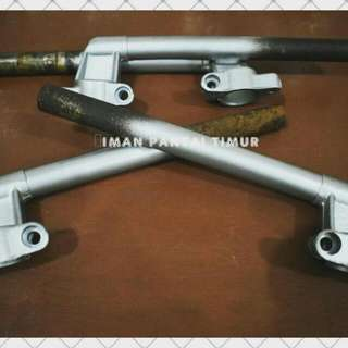 HANDLE RXZ ASAL MOTOR REPAINT RM250 1SET