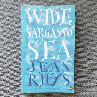 [LIT TEXT] Wide Sargasso Sea - Jean Rhys