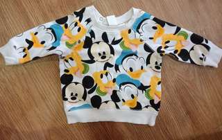 Mickey Mouse Sweatshit