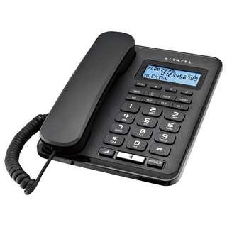 Alcatel T60ex 來電顯示有線電話 (有保用)