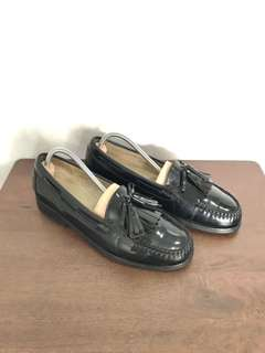 Cole Haan Tassel Loafers Formal Leather Shoes