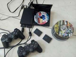 PS 2 memory 8gb dan 16gb