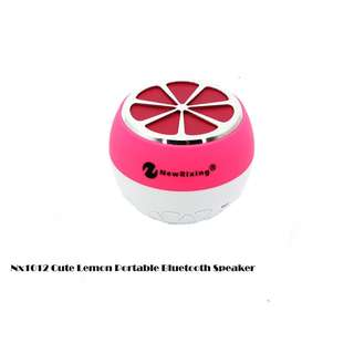 Bluetooth Lemon Speaker