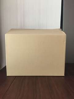 Used carton boxes for sale