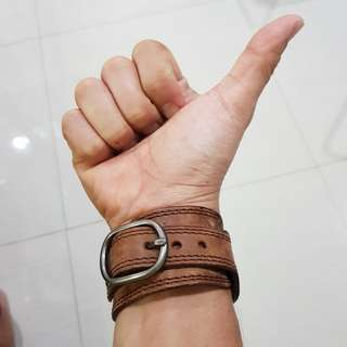 Lee Cooper Bracelet Genuine Leather