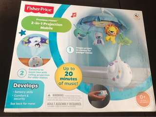 Fisher Price Musical Projection Mobile