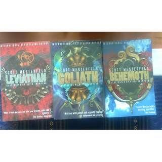 Leviathan, Goliath and Behemoth