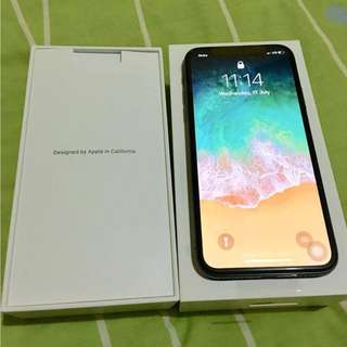 iPhone X 256Gb Factory Unlock