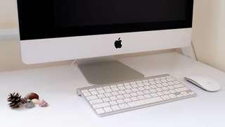 21.5 吋 光碟機 iMac