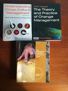 🚚 Management Books